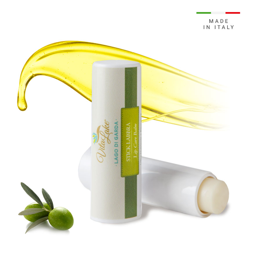 vitalake - cosmetica naturale - lineaolio d'oliva evo: stick labbra