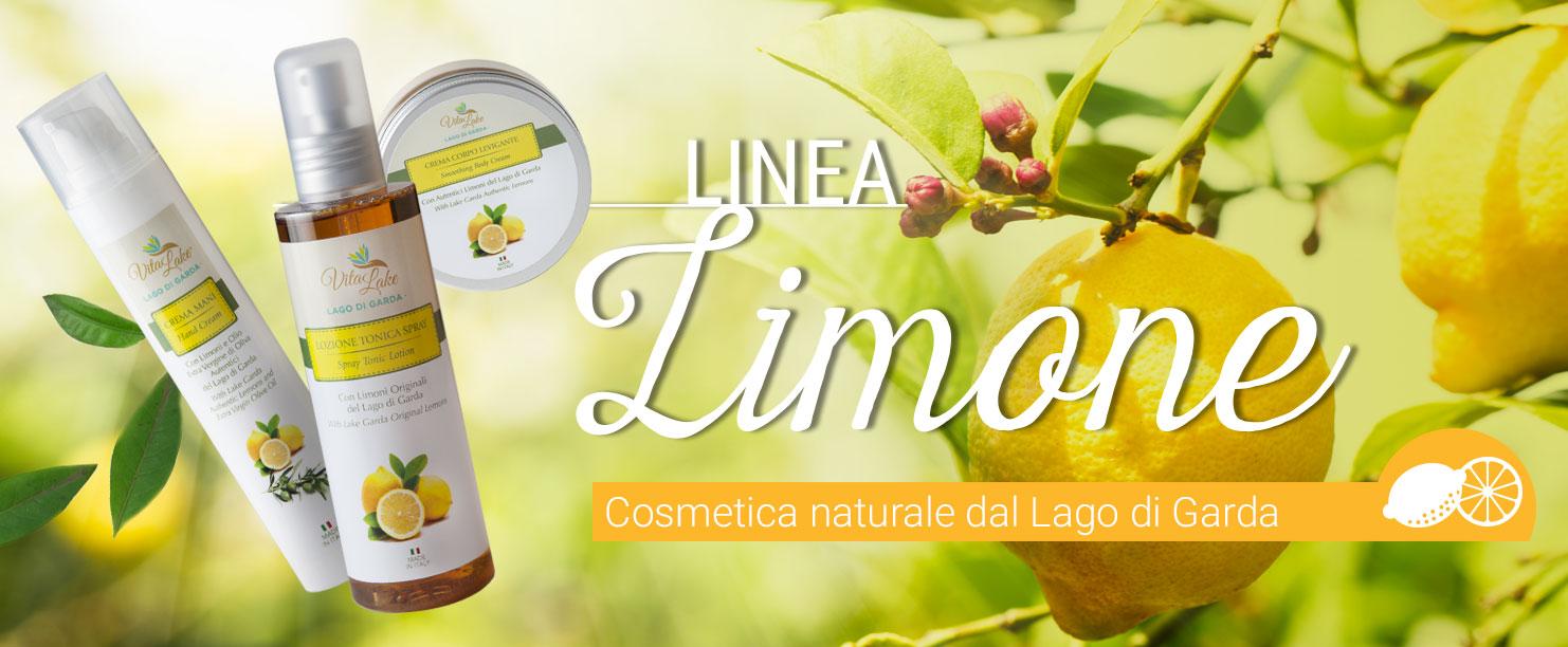 Vitalake-cosmesi naturale line limone della riviera